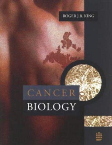 9780582276574: Cancer Biology