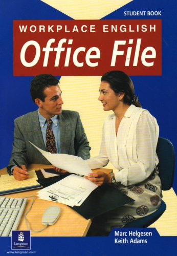 9780582276666: Workplace English: Office File (Student Book)