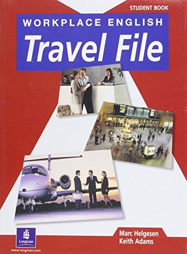 9780582276680: Workplace English Travel File Student Book