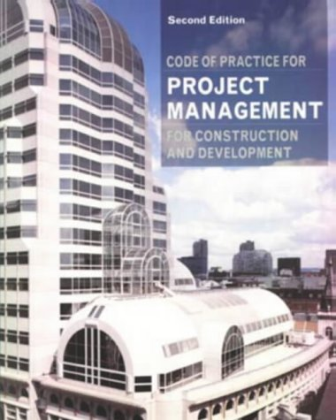 9780582276802: Code of Practice for Project Management for Construction and Development (Chartered Institute of Building)