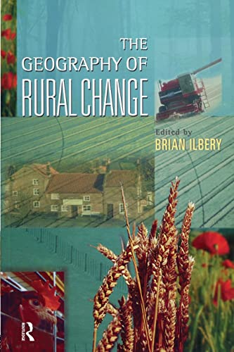 9780582277243: The Geography of Rural Change