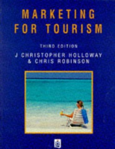 9780582277489: Marketing for Tourism