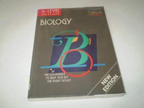 9780582277717: Biology: A-level (Longman Revise Guides)