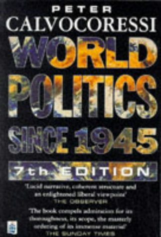 9780582277960: World Politics Since 1945