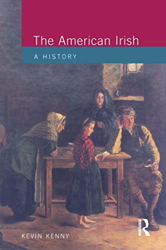 9780582278172: The American Irish: A History