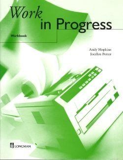 Work in Progress Workbook: Andy Hopkins; Joc