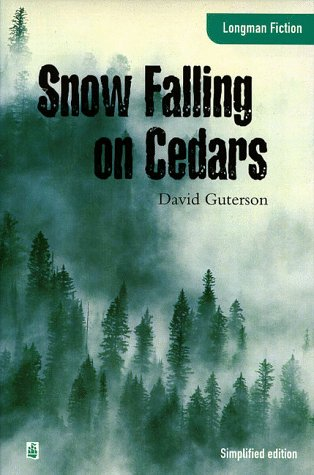 9780582278455: Snow Falling on Cedars (Abridged edition)