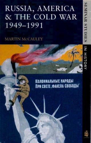 9780582279360: Russia, America and the Cold War 1914-91 (Seminar Studies in History)