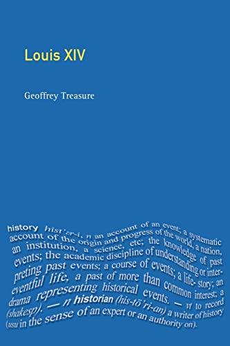 9780582279582: Louis XIV