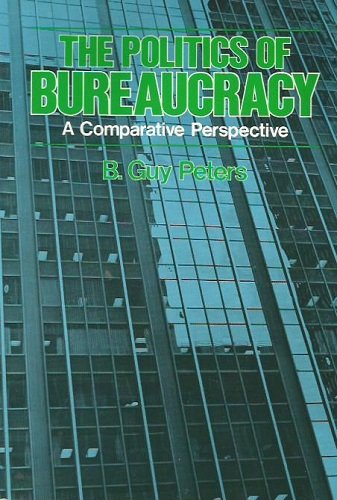 9780582280014: The politics of bureaucracy: A comparative perspective (Comparative studies of political life)