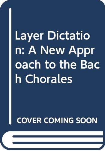 Layer Dictation : A New Approach to: Richard Brooks; Gerald