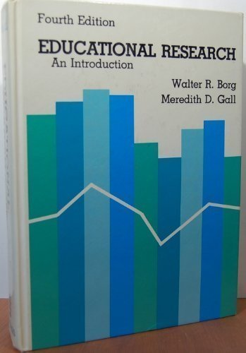 9780582282469: Educational Research: An introduction