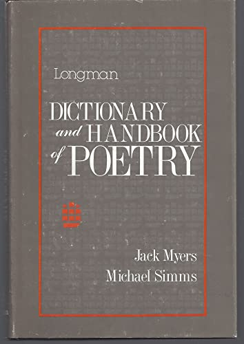 9780582283435: Longman Dictionary and Handbook of Poetry (LEHS)