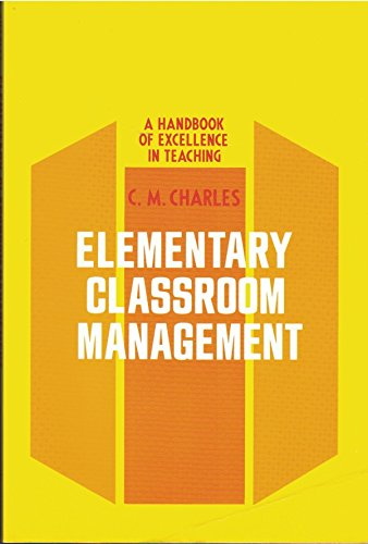 9780582283497: Elementary Classroom Management: A Handbook Of Excellence In Teaching