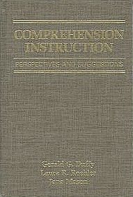 9780582284067: Comprehension instruction: Perspectives and suggestions