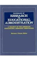 9780582285170: Handbook of Research on Educational Administration: A Project of the American Educational Research Association