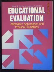 9780582285514: Educational Evaluation: Alternative Approaches and Practical Guidelines