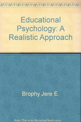 9780582285606: Educational psychology: A realistic approach