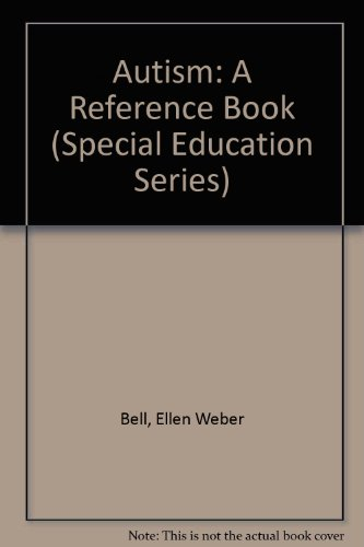 9780582286214: Autism: A Reference Book (Special Education Series)