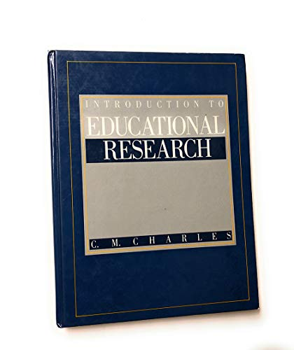 9780582286788: Introduction to Educational Research