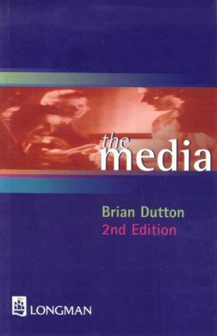9780582288089: The Media