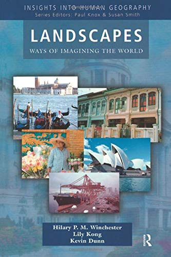 9780582288782: Landscapes: Ways of Imagining the World (Insights Into Human Geography)