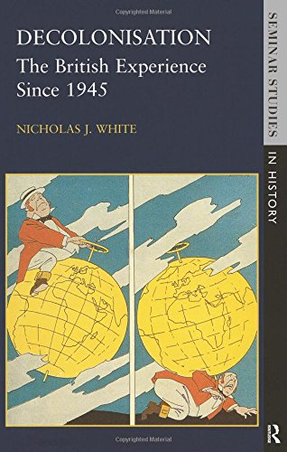 9780582290877: Decolonisation: The British Experience since 1945 (Seminar Studies in History)