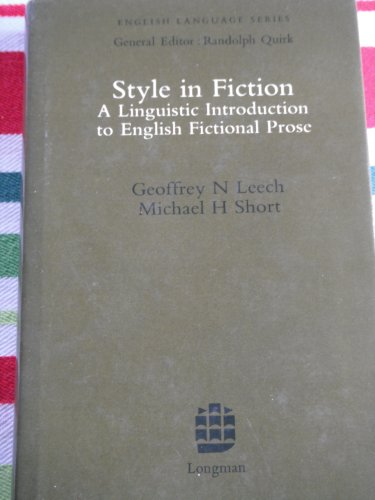 9780582291027: Style in Fiction
