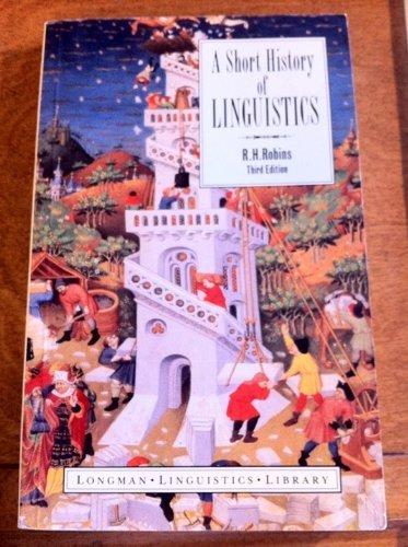 9780582291454: A Short History of Linguistics (Longman Linguistics Library)