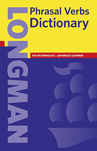 9780582291829: Longman phrasal verbs dictionary