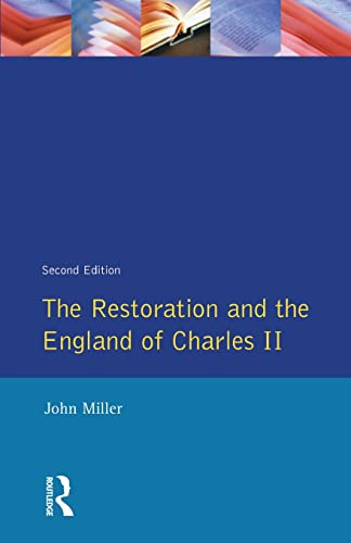 9780582292239: The Restoration and the England of Charles II (Seminar Studies)