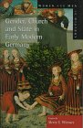 9780582292833: Gender, Church, and State in Early Modern Germany: Essays (Women and Men in History)