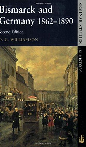 9780582293212: Bismarck and Germany 1862-1890 (Seminar Studies In History)