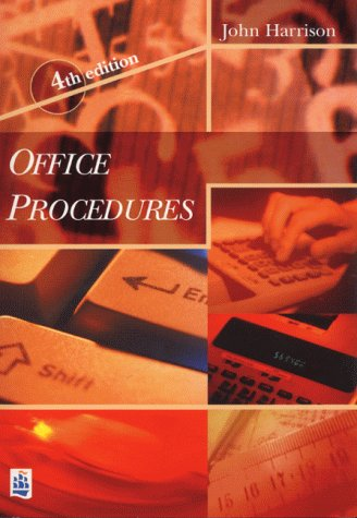 Office Procedures (9780582293410) by [???]