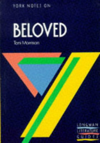 9780582293472: BELOVED (York Notes)