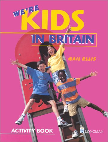 9780582294219: We're Kids in Britain Video Workbook