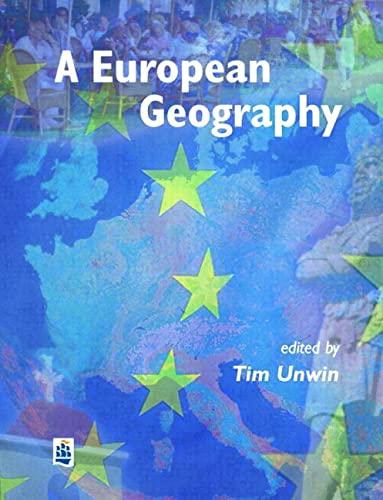 9780582294851: European Geography