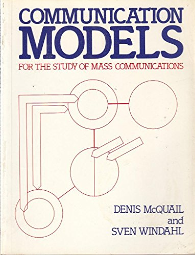 9780582295728: Communication Models: For the Study of Mass Communications