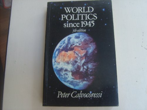 9780582297135: World Politics Since 1945