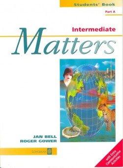 9780582297852: Intermediate Matters: Students' Book A