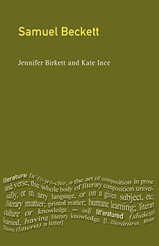 9780582298071: Samuel Beckett (Longman Critical Readers)
