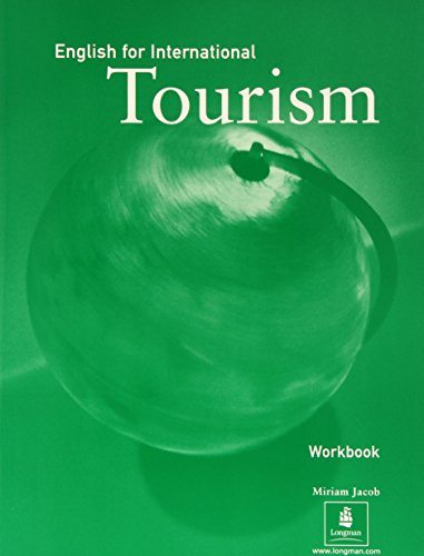 9780582298514: English For International Tourism. Pre-Intermediate. Students' Book: Workbook (English for Tourism)