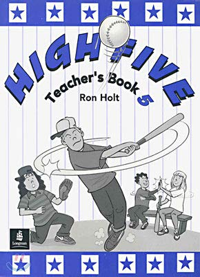 9780582298545: High Five: Teachers' Book v. 5