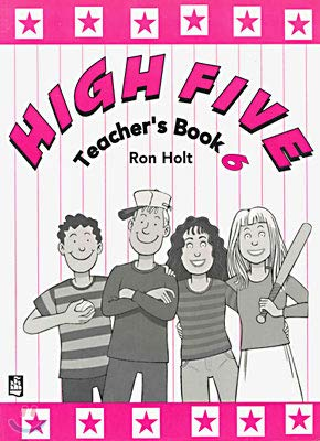 9780582298590: High Five: Teachers' Book v. 6