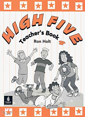 9780582298620: High Five: Teachers' Book v. 4