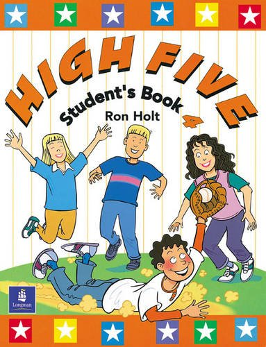 9780582298644: High Five Pupils Book 4 (v. 4) (English and Spanish Edition)