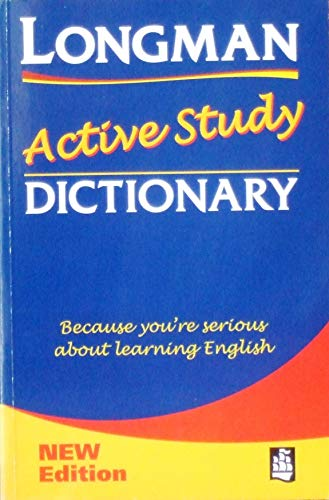 9780582298934: Active Study Dictionary
