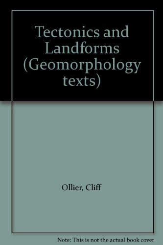 9780582300323: Tectonics and Landforms (Geomorphology texts)