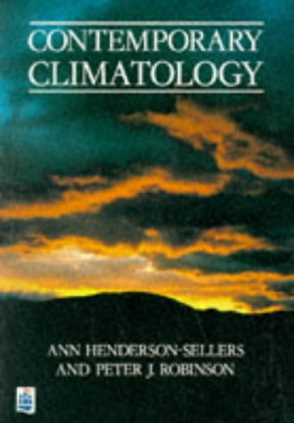 9780582300576: Contemporary Climatology