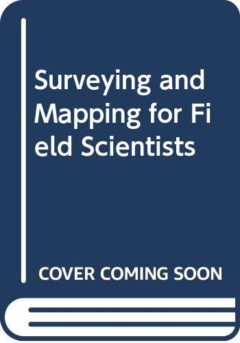 9780582300866: Surveying and Mapping for Field Scientists